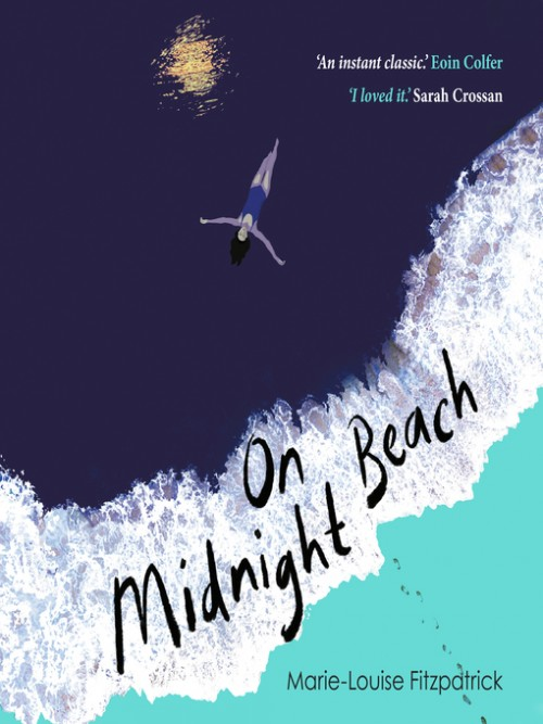 On Midnight Beach Cover