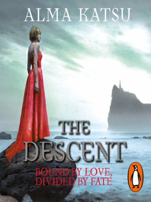 The Taker Trilogy Book 3: The Descent Cover