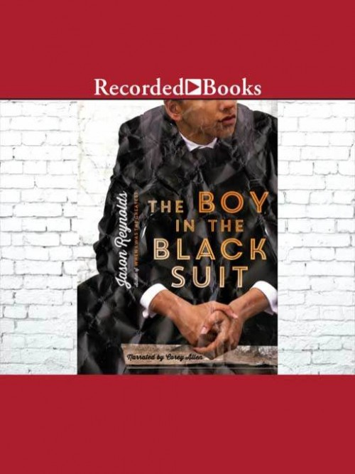 The Boy in the Black Suit Cover
