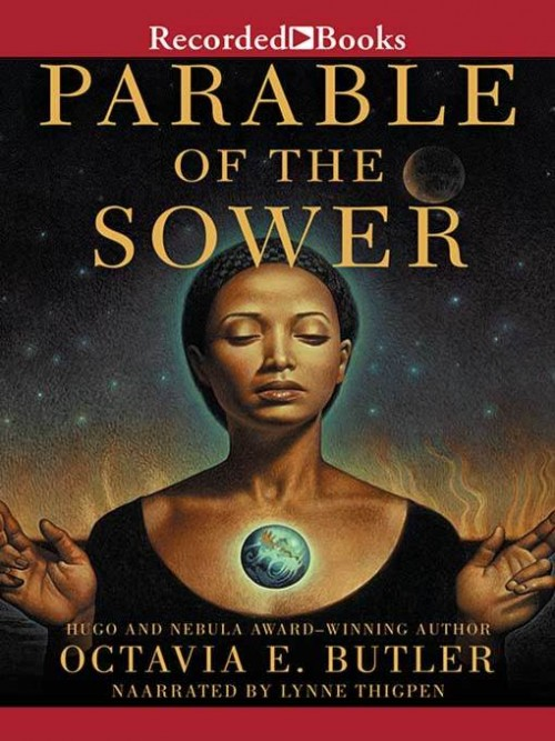 Earthseed Book 1: Parable of the Sower Cover