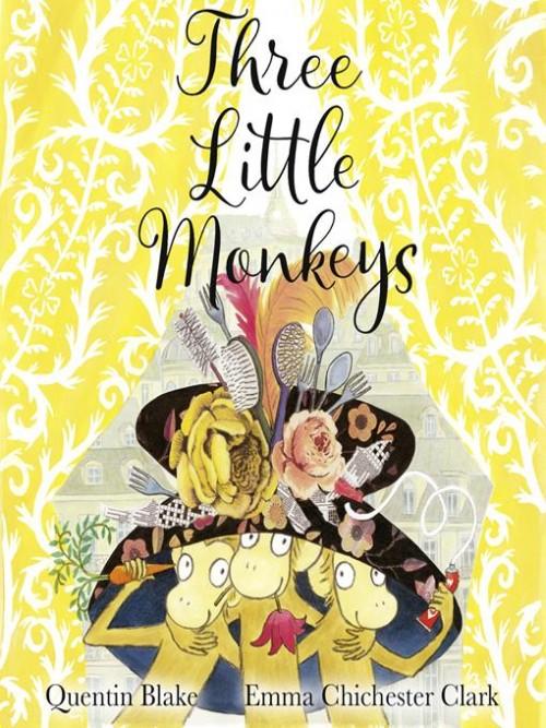 Three Little Monkeys Cover
