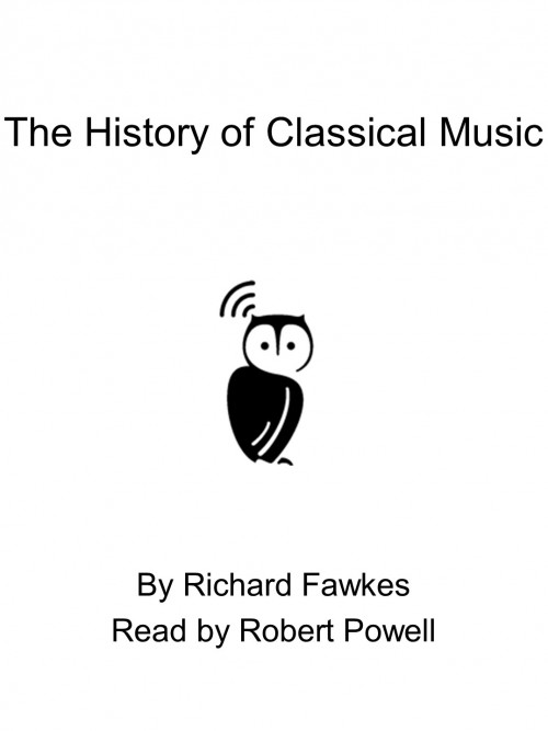 The History of Classical Music Cover