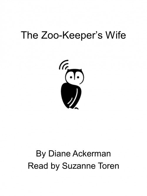 The Zoo-Keeper's Wife Cover
