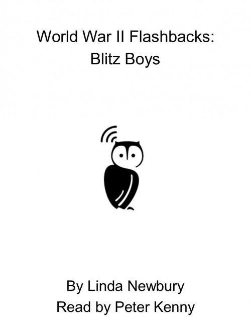 World War II Flashbacks: Blitz Boys Cover