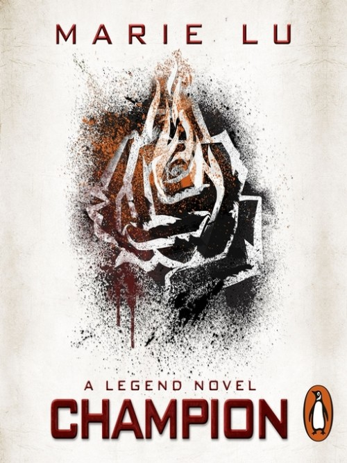 Legend Book 3: Champion Cover