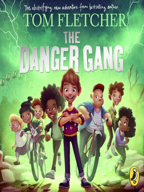 The Danger Gang Cover