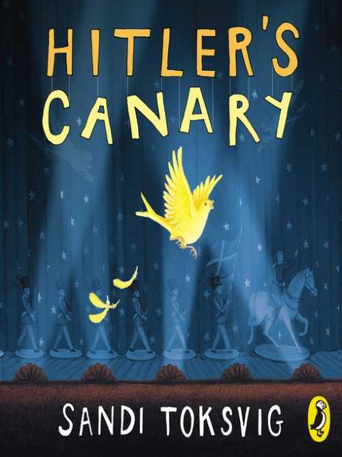 Hitler's Canary Cover