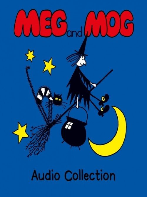 Meg and Mog Audio Collection Cover