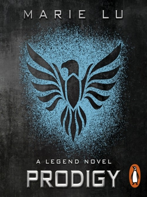 Legend Book 2: Prodigy Cover