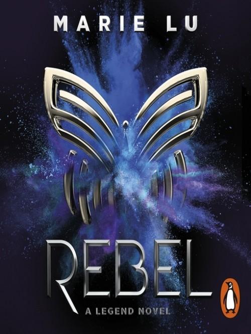 Legend Book 4: Rebel Cover
