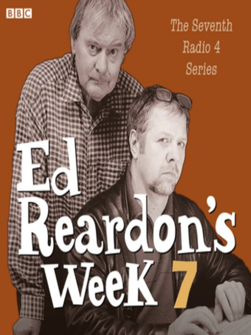 Ed Reardon's Week, Series 7 Cover