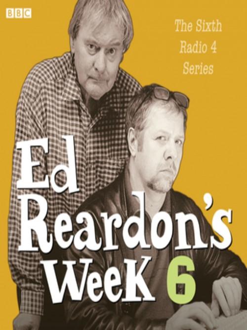 Ed Reardon's Week, Series 6 Cover