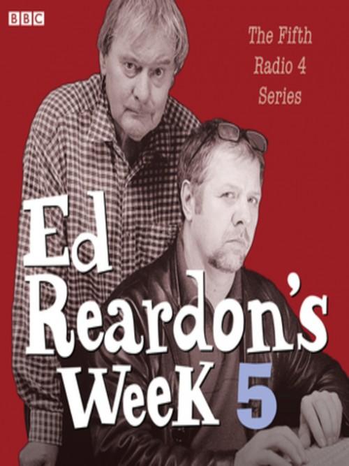 Ed Reardon's Week, Series 5 Cover