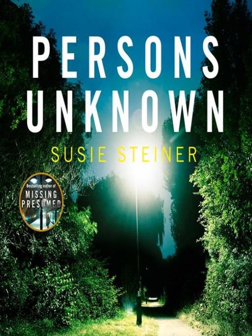 Manon Bradshaw Book 2: Persons Unknown Cover