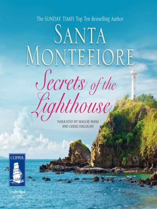 Secrets of the Lighthouse Cover