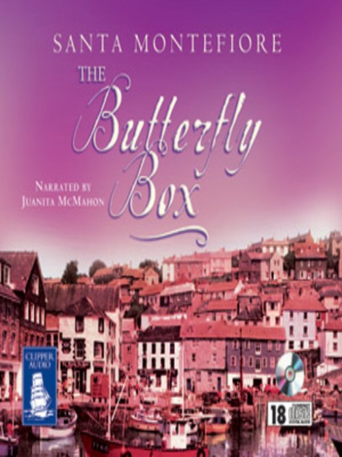The Butterfly Box Cover