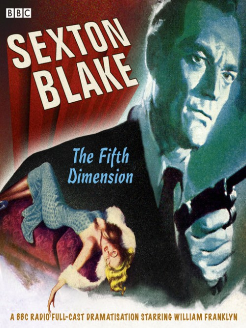 Sexton Blake: The Fifth Dimension Cover