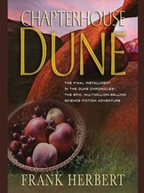 Dune Book 6: Chapterhouse Dune Cover
