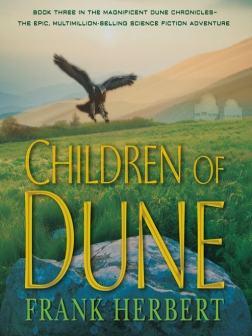 Dune Book 3: Children of Dune Cover