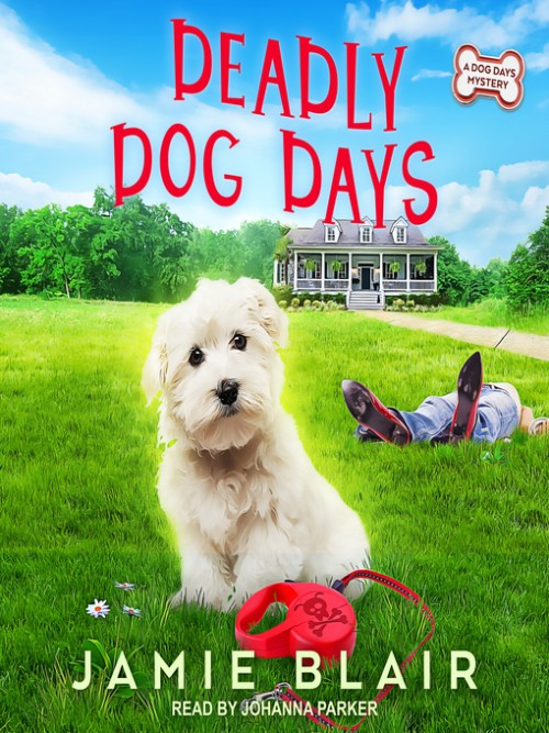 Deadly Dog Days Cover