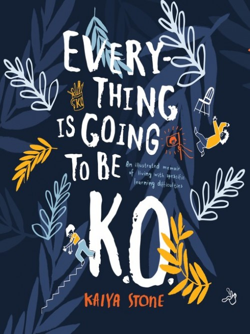Everything is Going to Be K.O. Cover