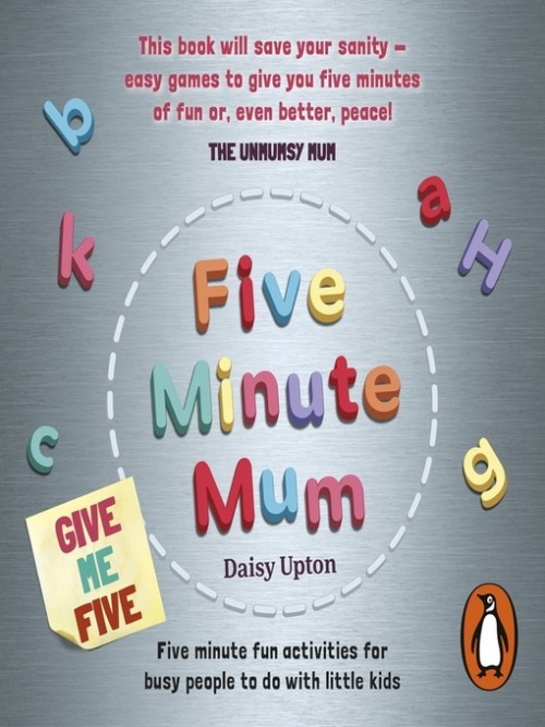 The Five Minute Mum Cover