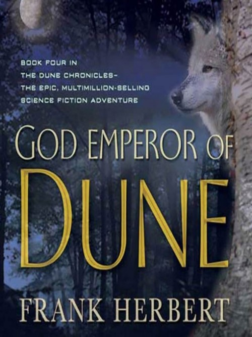 Dune Book 4: God Emperor of June Cover