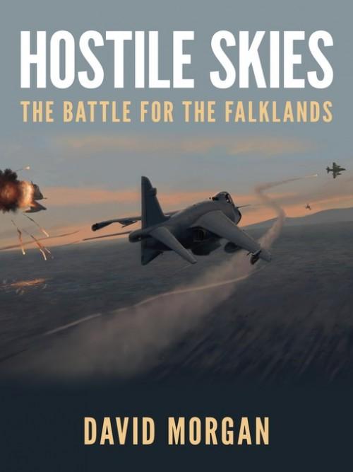 Hostile Skies Cover