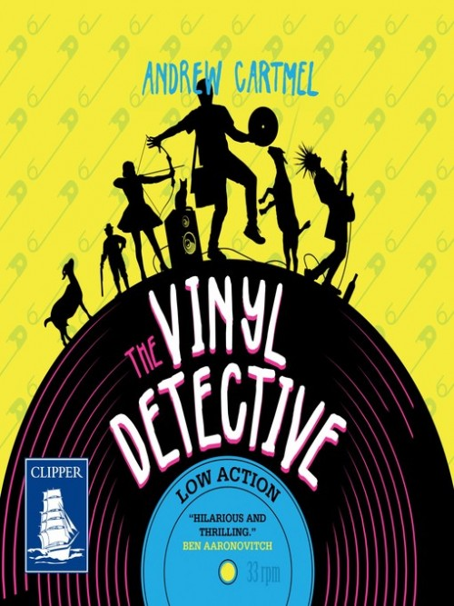 The Vinyl Detective Mysteries Book 5: Low Action Cover