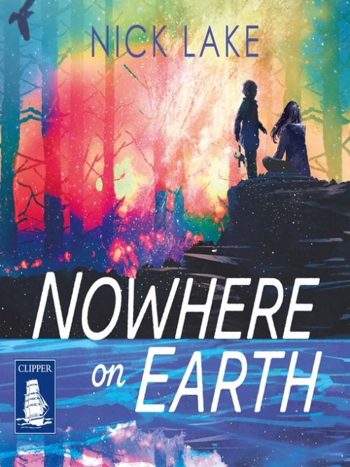Nowhere on Earth Cover