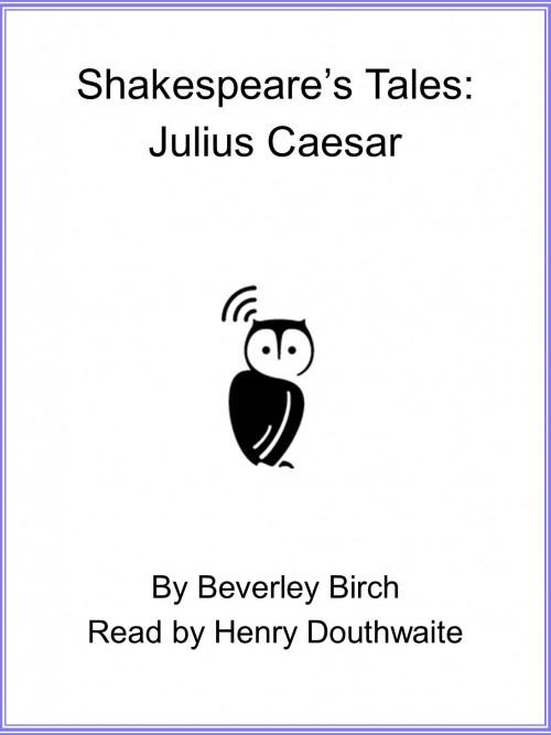 Shakespeare's Tales: Julius Caesar Cover