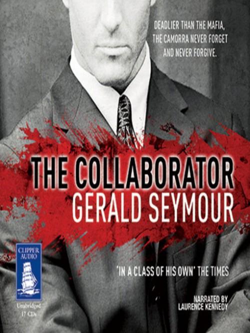 The Collaborator Cover