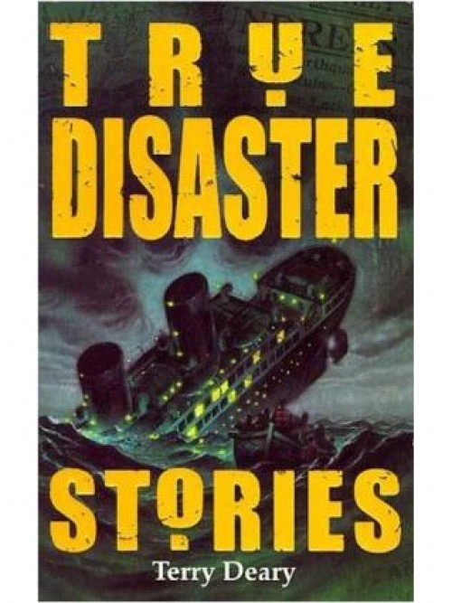 True Disaster Stories Cover