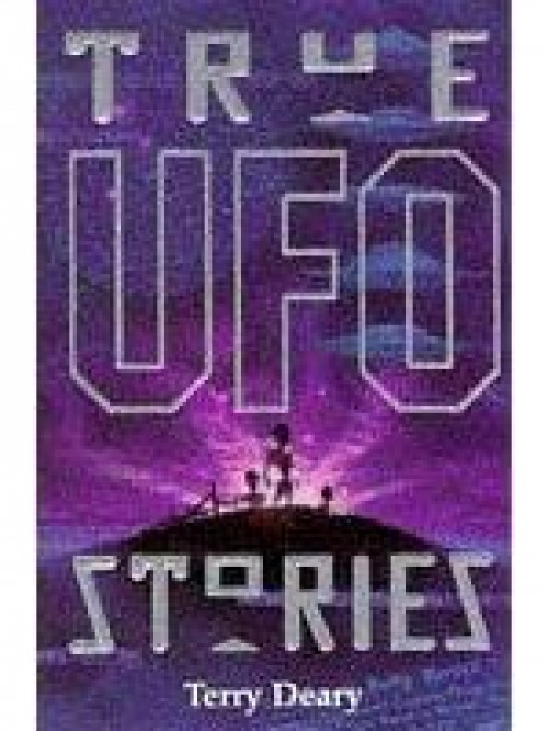 True UFO Stories Cover