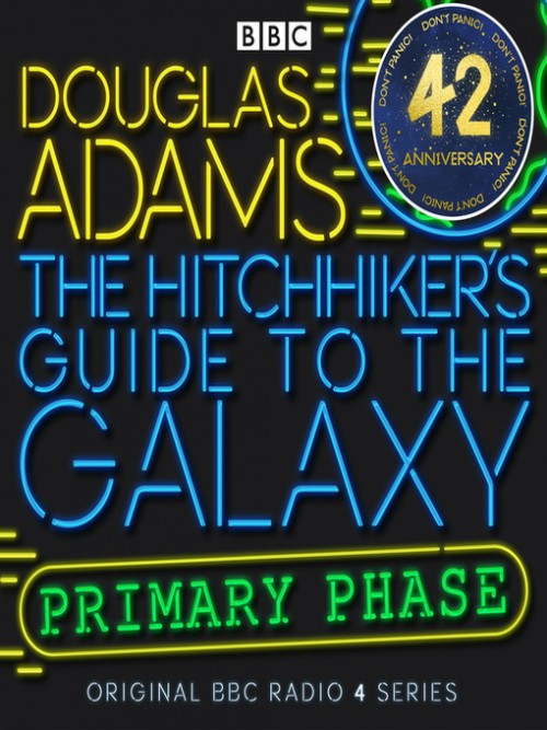The Hitchhiker's Guide To the Galaxy: Primary Phase Cover