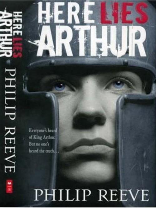 Here Lies Arthur Cover