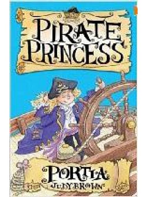 Pirate Princess: Portia Cover