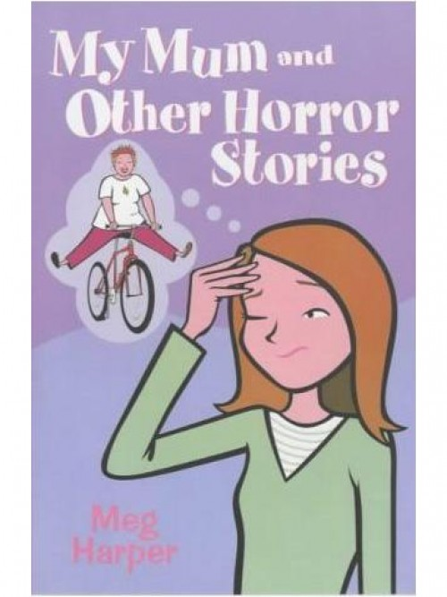 My Mum and Other Horror Stories Cover