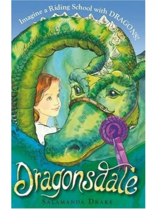 Dragonsdale Cover