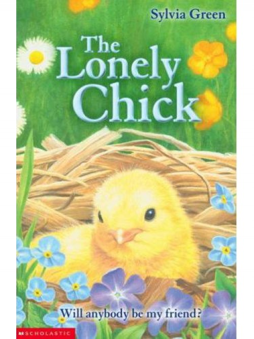 The Lonely Chick Cover