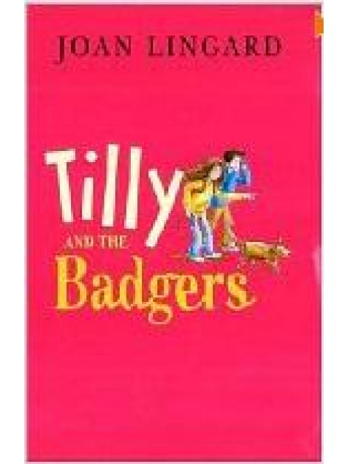 Tilly and the Badgers Cover