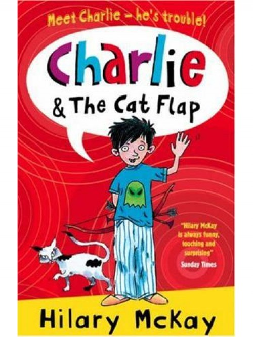 Charlie: The Cat Flap & the Great Escape Cover