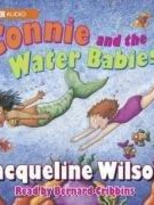 Connie and the Water Babies Cover