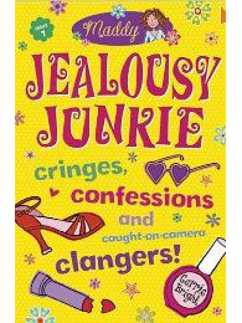 Jealousy Junkie: Cringes, Confessions and Caught-on-camera Clangers! Cover