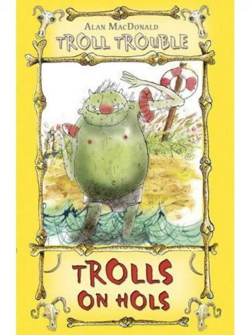 Troll Trouble: Trolls On Hols Cover
