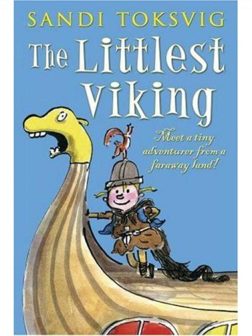 The Littlest Viking Cover