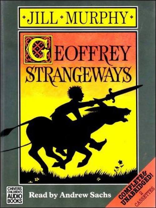 Geoffrey Strangeways Cover