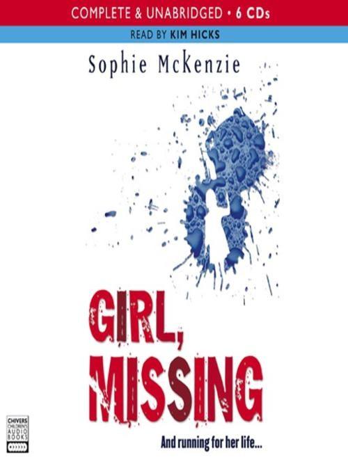 Girl, Missing Cover