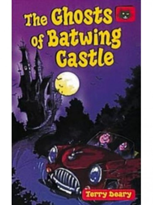 The Ghosts of Batwing Castle Cover