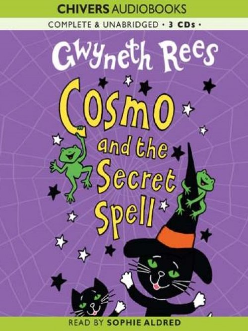Cosmo and the Secret Spell Cover